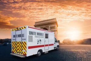 unité mobile de formation incendie paris